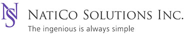 Natico Solutions Inc. The ingenious is always simple